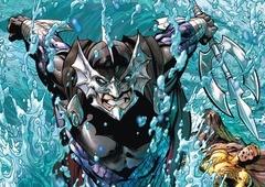 Conheça Mestre dos Oceanos, o meio-irmão de Aquaman