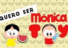 Mônica Toy lança atualização do app Quero ser Mônica Toy!