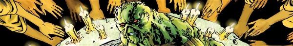 Monstro do Pântano: Andy Bean e Derek Mears serão o protagonista!