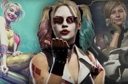 Mortal Kombat 11 | Nova skin do jogo transforma Cassie Cage em Arlequina!