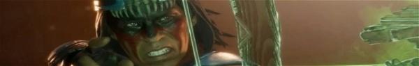 Mortal Kombat 11   Revelada gameplay de Nightwolf!