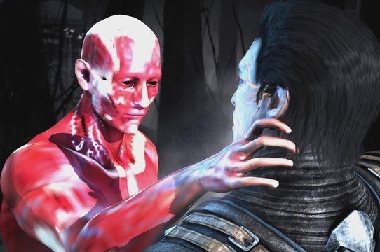 Mortal Kombat   Descubra os personagens mais bizarros!
