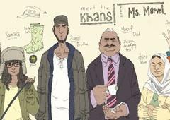 Ms. Marvel   Atores para família de Kamala Khan estão sendo escalados