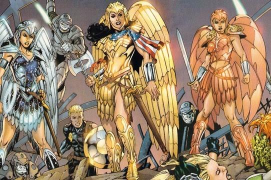 Mulher-Maravilha   Saiba mais sobre a Armadura Dourada!