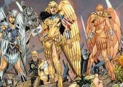 Descubra a Armadura Dourada, o traje especial da Mulher-Maravilha!