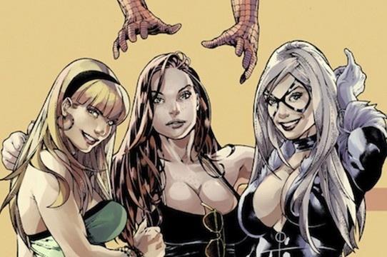 Conheça as várias namoradas do Homem-Aranha