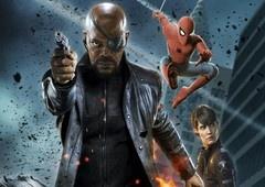 Nick Fury e Maria Hill confirmados em Homem-Aranha: Longe do Lar
