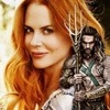 Nicole Kidman no filme solo do Aquaman?