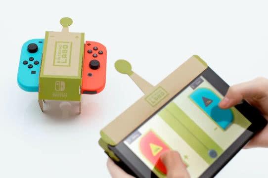 Nintendo Labo: entenda a proposta e a polêmica da novidade