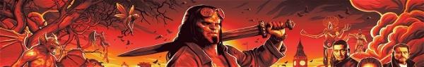 Novo poster de Hellboy mostra outros personagens