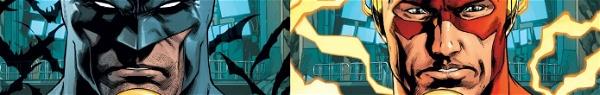Novo trailer junta Flash ao Batman e o resultado é épico!