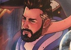 Novo visual do Sr. Fantástico em HQ parece muito com John Krasinski!