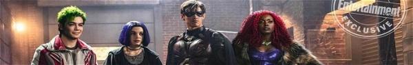 Novos Titãs: Novas imagens mostram heróis se conhecendo
