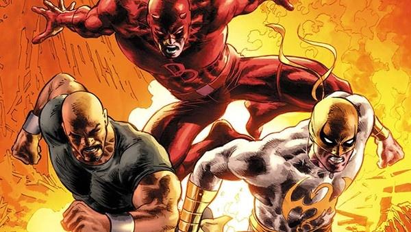 capa de Novos Vingadores