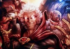 A história do Colecionador, um dos seres mais velhos do Universo Marvel