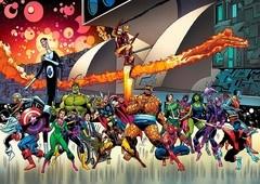 O essencial sobre as Guerras Secretas, o grande crossover das HQs Marvel