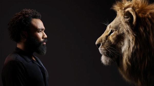"""Em imagens de """"O Rei Leão"""", atores e personagens estão frente à frente"""