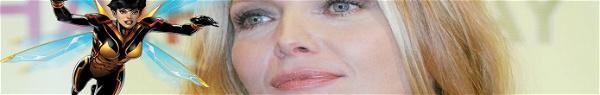OFICIAL: Michelle Pfeiffer vai ser Janet Van Dyne, a Vespa original