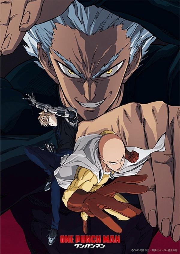 One Punch Man 2 - Garou