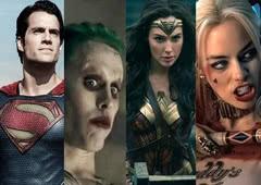 Descubra a ordem cronológica certa para assistir aos filmes da DC Comics