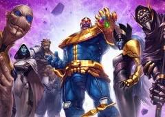 Descubra a Ordem Negra, aliados de Thanos em Guerra Infinita!