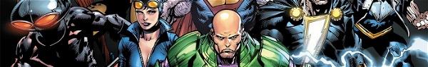 Os 10 melhores vilões da DC Comics