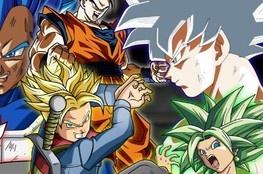 Os 10 personagens mais poderosos de Dragon Ball