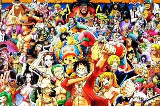 Os 10 personagens mas poderosos de One Piece