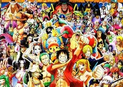 Os 10 personagens mais poderosos de One Piece