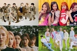 Os 17 grupos de Kpop mais populares e o que você tem que saber sobre eles