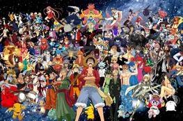 Os 25 animes mais assistidos no mundo (até agora)