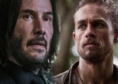 Os Eternos | Keanu Reeves e Charlie Hunnam podem estar no elenco do longa!