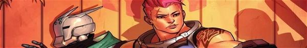 Overwatch: conheça Buscando, a nova HQ sobre Zarya!