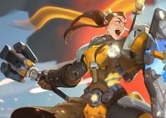 Overwatch ganha um novo herói: Brigitte, filha de Torbjörn!