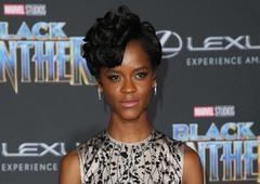 Pantera Negra   Letitia Wrightganha BAFTA de Estrela em Ascensão!