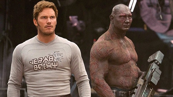 Peter Quill e Drax