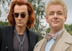 Petição pede para que Netflix cancele a série Good Omens!