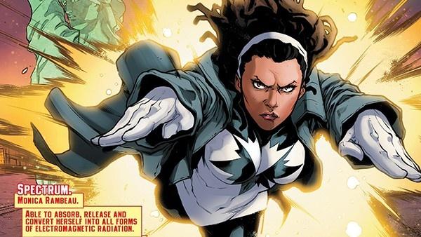 Conheça Monica Rambeau, a primeira Capitã Marvel - Aficionados