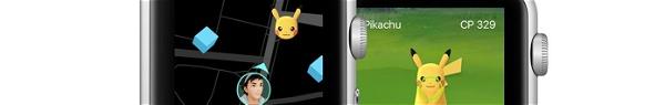 Você vai poder jogar Pokémon GO no seu Apple Watch