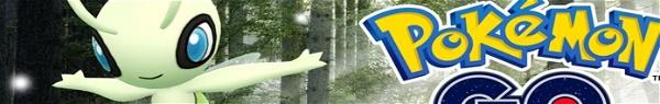 Pokémon GO: Celebi estará disponível para todos na semana que vem!