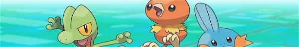 Pokémon GO: chegaram novos Pokémon da região Hoenn!