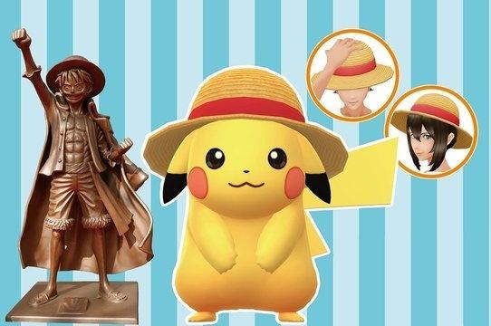 Pokémon GO | Crossover com One Piece, Equipe Rocket e mais novidades!
