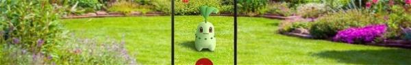 Pokémon GO: Dia Comunitário de setembro será dedicado a Chikorita!