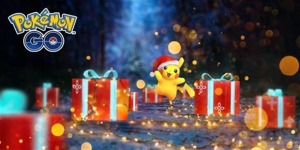 Pokemon go holiday