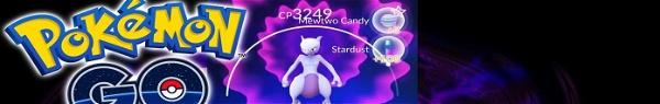 Pokémon GO: MewTwo está finalmente chegando ao game!