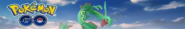Pokémon GO | O Shiny Rayquaza chegou! Saiba como capturá-lo
