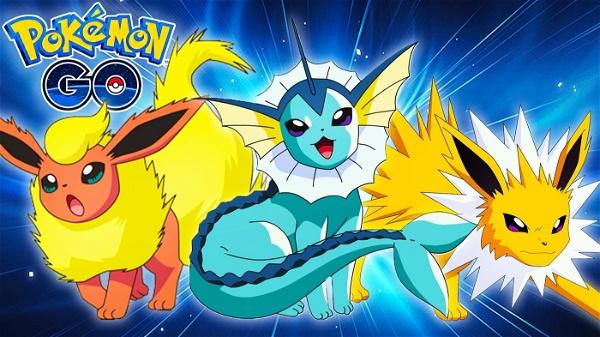 Pok mon go truque para escolher a evolu o do eevee - Image de pokemon ...