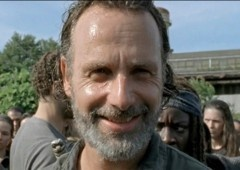 Por que Rick sorriu no final da midseason de The Walking Dead?