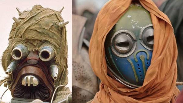 Povo da Areia e aliens de Sakaar