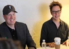 Presidente da Marvel está lutando pelo roteiro de James Gunn (Rumor)